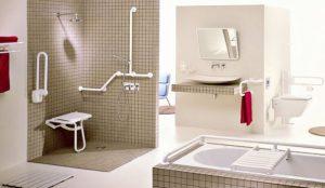 salle de bain adaptée personnes agées