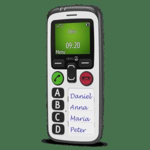 Mobile GPS avec bouton SOS